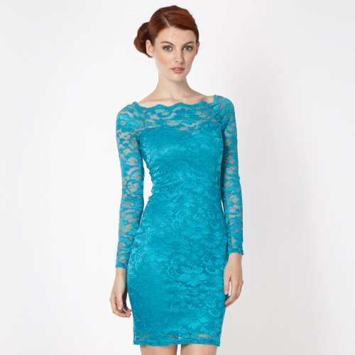 Cocktail Dress – Turquoise Dress Girl